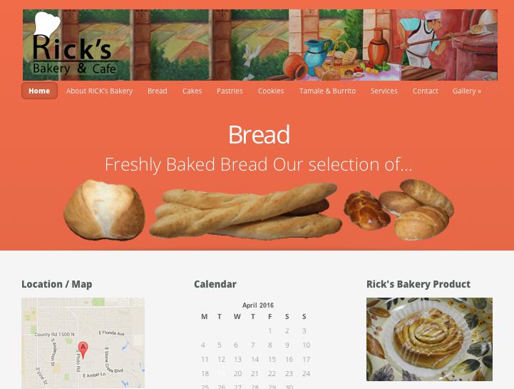 Rick's Bakery Urbana, IL